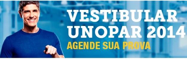 Vestibular UNOPAR 2015