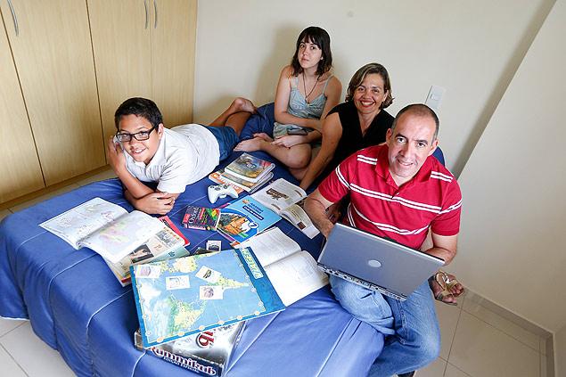 Decisão inédita coloca jovem que estudou em casa na faculdade