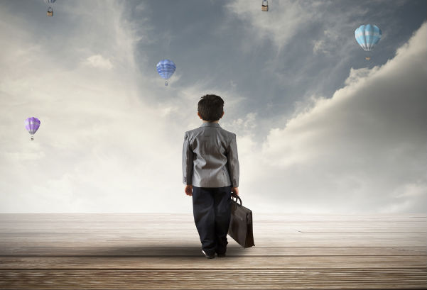 O que eu quero ser quando crescer?