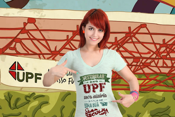 Vestibular UPF Inverno 2015