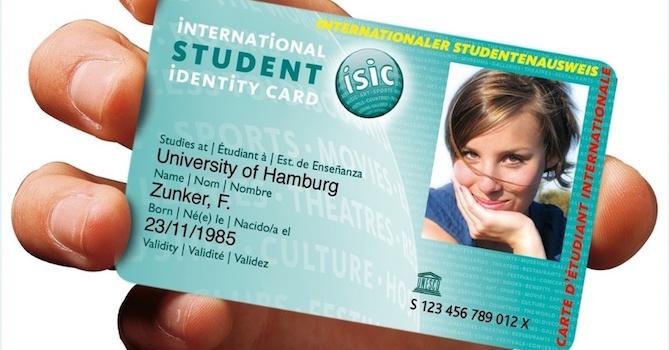 carteira mundial do estudante