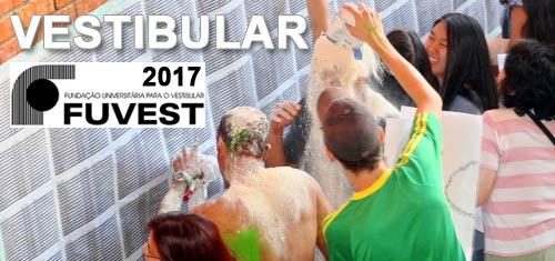 Vestibular Fuvest 2017 primeira fase
